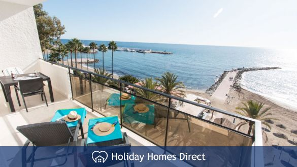 Super Marbella! view from front terrace