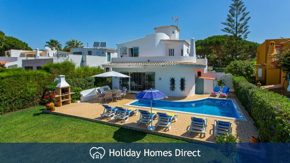 Villa Anderwood Private pool and sunbeds
