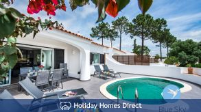 Villa Lilly, 3 Bedroom Private Villa/ Townhouse With Pool, Vale Do Lobo