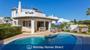 Casa Azul V3 Vilamoura– Private Villa With Pool, Portugal