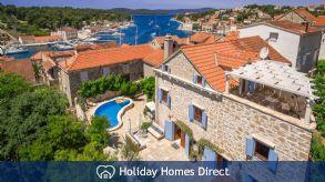 Villa Vicina, Milna, Brac Island – 3 bedroom villa with pool