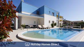 Villa Mermaid, Podstrana – 4 bedroom villa with pool – Near Split
