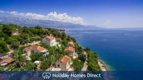 Holiday house Pupa, Sumartin, Brac Island – 3 bedroom house