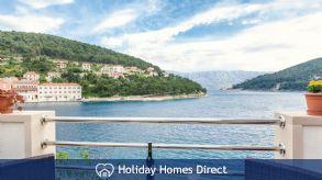 Holiday house Puteus, Brac Island Croatia – 2 bedroom house