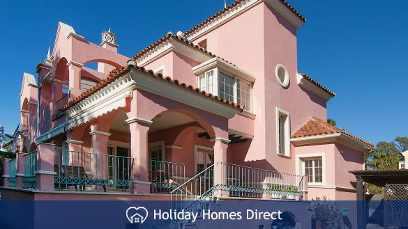 Holiday House Lorea Playa
