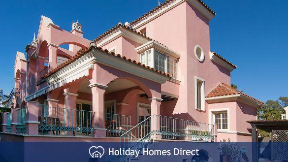 Holiday House Lorea Playa
