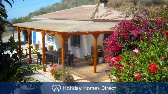 Holiday House Finca Trigueros - casa palmito