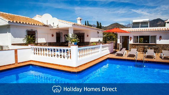 Holiday House VILLA LAS MINAS