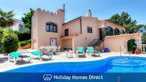Holiday House Mas Tomasi