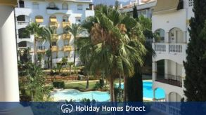 Beautiful Apartment on the Golden Mile, Marbella