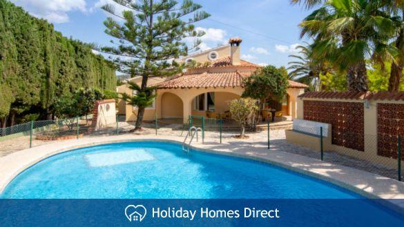 Holiday House Azahar, Calpe Calp