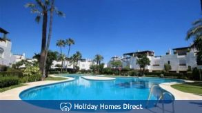 Marbella Area BEACHSIDE /GOLF Family Holiday Home - sleeps 7