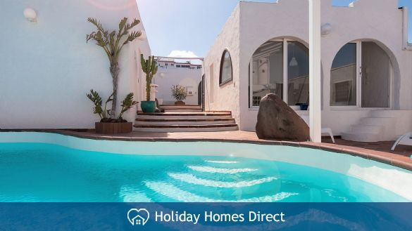 Holiday House Beach House at Playa del Hombre