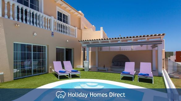 Holiday House Villa Suite Golf Caleta