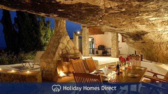 Holiday House Castle Rock Villa