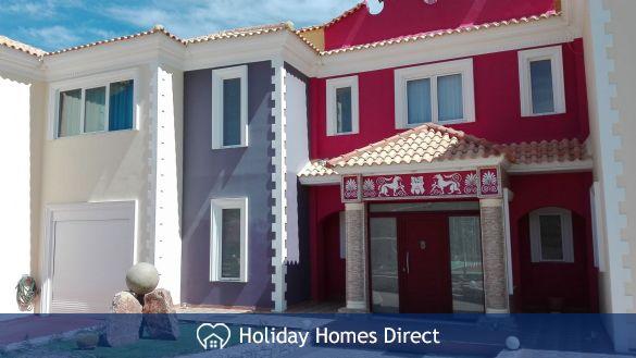 Holiday House Villa Paramithia
