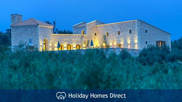 Holiday House Villa Aria