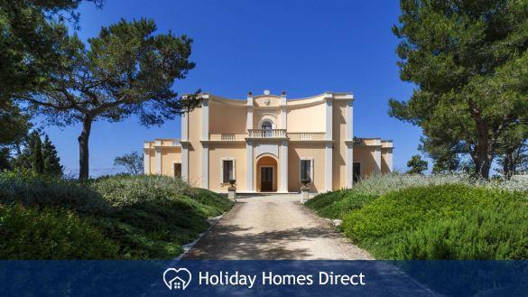 Holiday House Villa Nucci