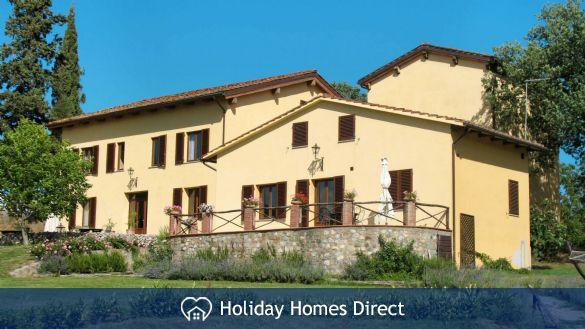 Holiday House Villa Romignano (SGS130)