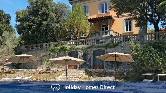 Holiday House Villa Belvedere (SGS135)