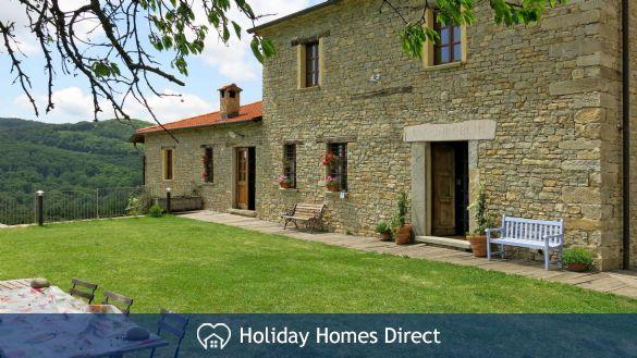 Holiday House Cascina Barroero (CGM104)