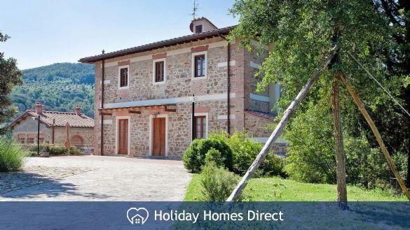 Holiday House Podere Policleto (SPC110)