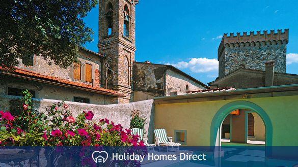 Holiday House Volognano
