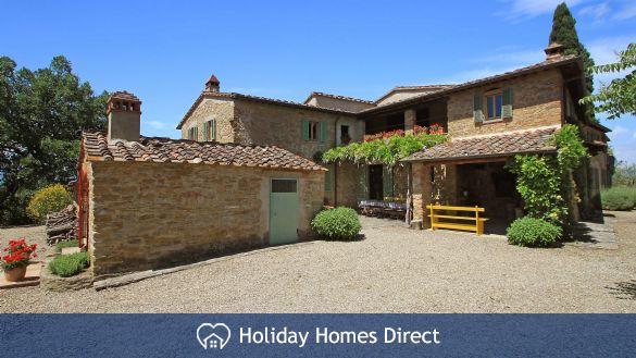 Holiday House Villa La Fiorita