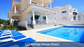 Villa do Sol - Great Location, 6 Bedrooms, Family Friendly,  Private Swimming Pool, Table Tennis, Air-con & Free Wi-Fi