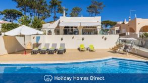Villa Tulipa, Vale Do Lobo - 3 bedroom villa with private pool