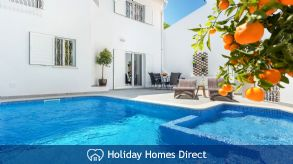 Vale Do Lobo Luxury Villa: Heated Pool W/ Safety Fence, Near Beach, Golf, Tennis, Portugal