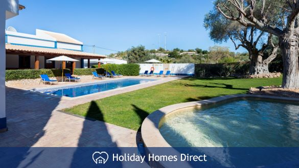 Casa English, Boliqueime – 4 bedroom luxury villa with pool