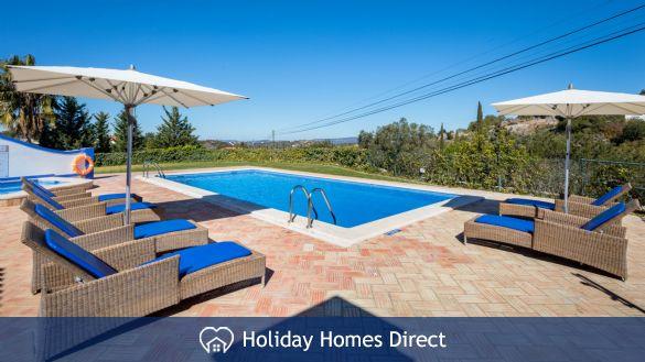 Casa Da Palme, Boliqueime – 3 bedroom luxury villa with pool