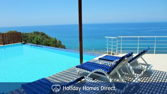Your private, cliff top Infinity pool