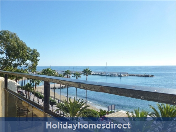 Marbella - Luxurious Front Row Skol Private Apartment, With Stunning Sea-views From 2 Huge Terraces.  Registered With Spanish Tourism: Image 26