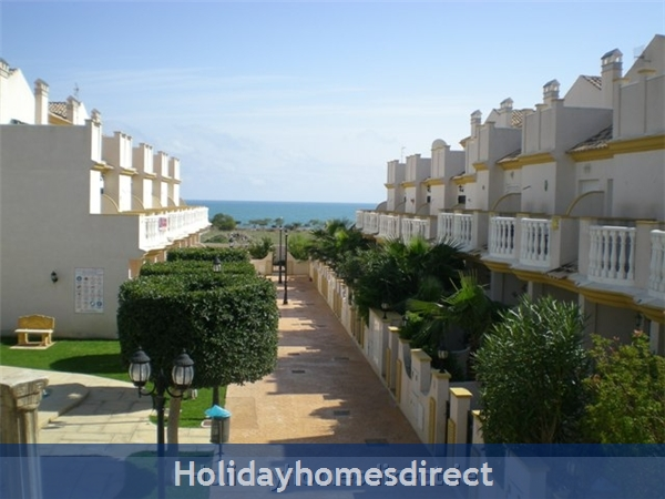 20 Aldeas De Aquamarina Iii, Costa Blanca: View from Masterbedroom