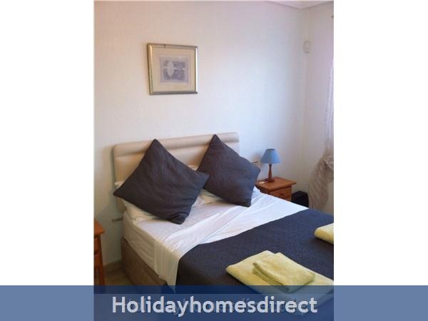 Vistamar Apartment  2a , Bloque 2, Costa Blanca: mainbedroom