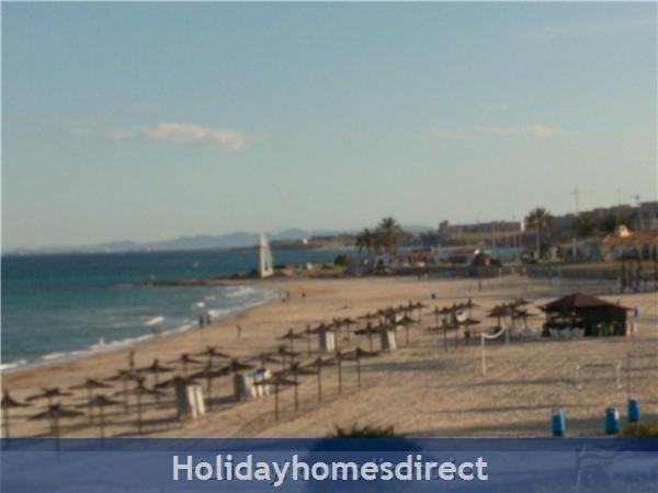Vistamar Apartment  2a , Bloque 2, Costa Blanca: beaches nearby