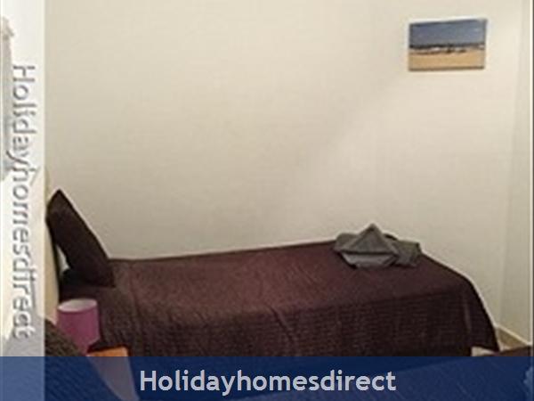 Vistamar Apartment  2a , Bloque 2, Costa Blanca: 2 single beds
