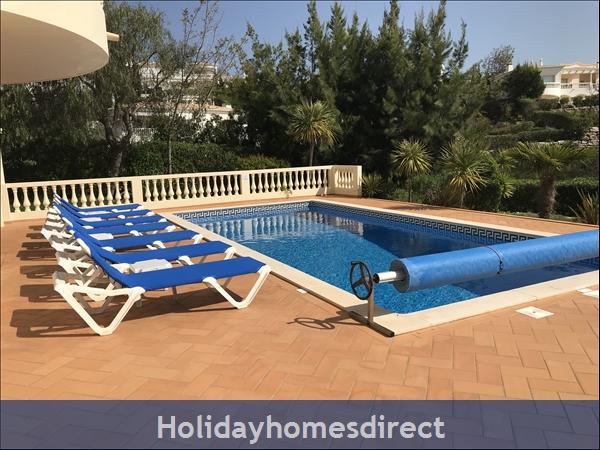Villa 179, Parque Da Floresta, Western Algarve: Pool