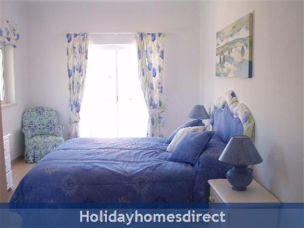 Villa 179, Parque Da Floresta, Western Algarve: Double room