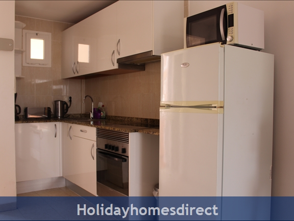 Esmerelda, Fuerteventura Holiday Rental Apartment: Kitchen
