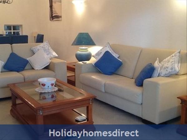 5* Alto Country & Golf Club, Algarve: Living Room