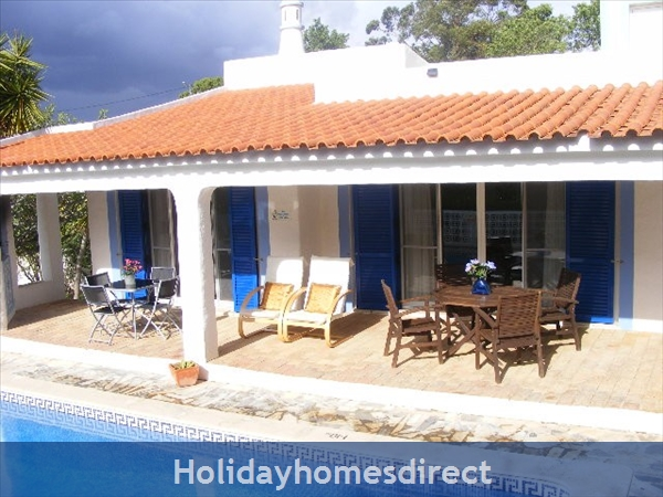 Vila Elizabete, Holiday Rental Villa in Carvoeiro