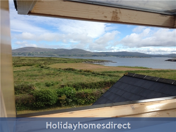 Suaimhneas, Self Catering Holiday Home Schull: 1st thing in the morning