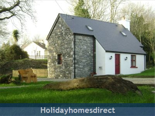 Johns Cottage, Romantic Cottage In Kenmare: John's Cottage, Doire Farm Cottages, Kenmare