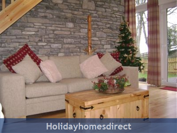 Johns Cottage, Romantic Cottage In Kenmare: Living Room