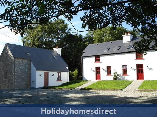 Pa's Cottage, Doire Farm Cottages, Kenmare