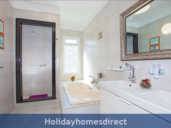 Villa Cartaphilus, Villa Rental Lanzarote , 6 Bedrooms, 4 Bathrooms, Free Air Con/wifi: Villa Cristal Ref 10939 Pool Facade