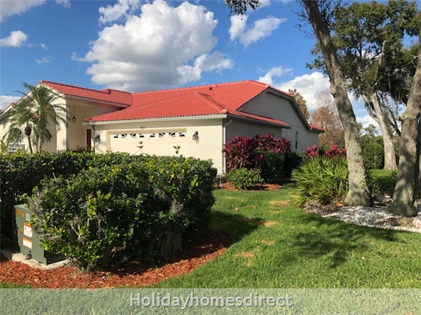 House In Sarasota, Florida With Free Golf: Indoor Pool